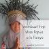 Membuat Topi Khas Papua a la Faisya