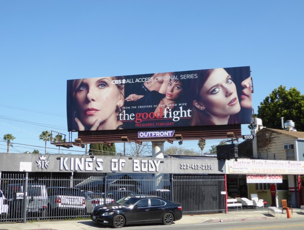 Good Fight season 1 billboard