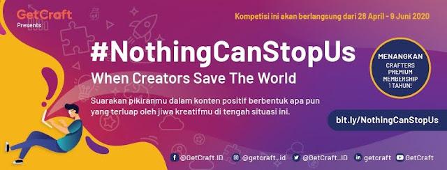 Lowongan Kerja Remote Content Strategist / Creative Social Media dan Influencer Specialist (GetCraft)