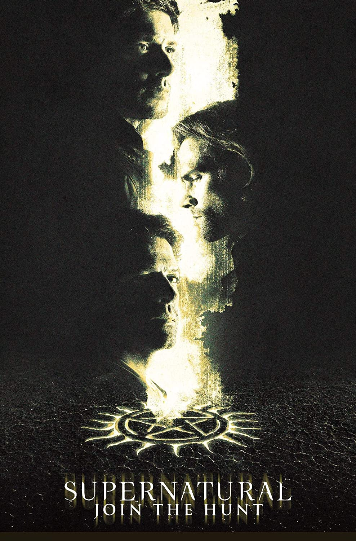Supernatural Temporada 14 Dual Latino/Ingles 1080p