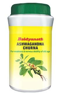 Baidyanath-Ashwangandha-Churna