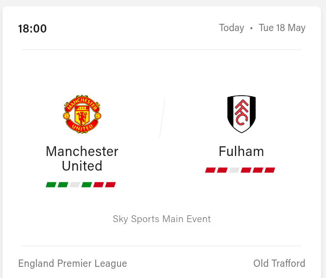 Manchester United vs Fulham Preview and Prediction 2021