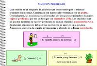 http://www.escolar.com/lengua/6SUJET.htm