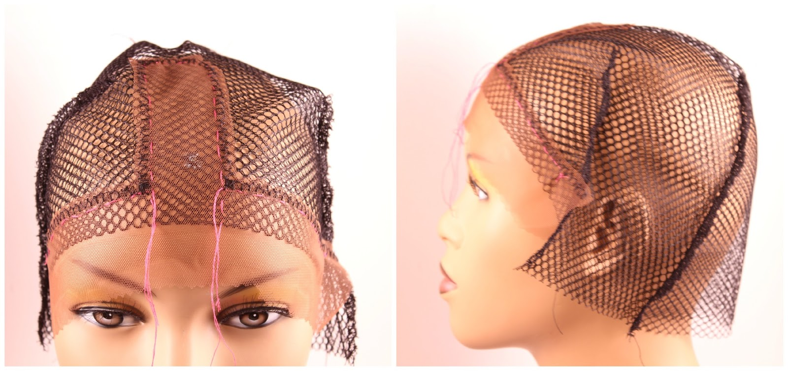 U Part Wig With Lace And Ventilation Part 2