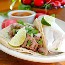 "Tacos de lengua.  YES...""Tongue"" Tacos"