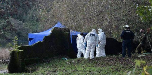 Brigada Homicidios PDI Valdivia