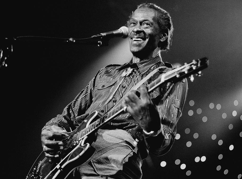 from Roy was chuck berry gay