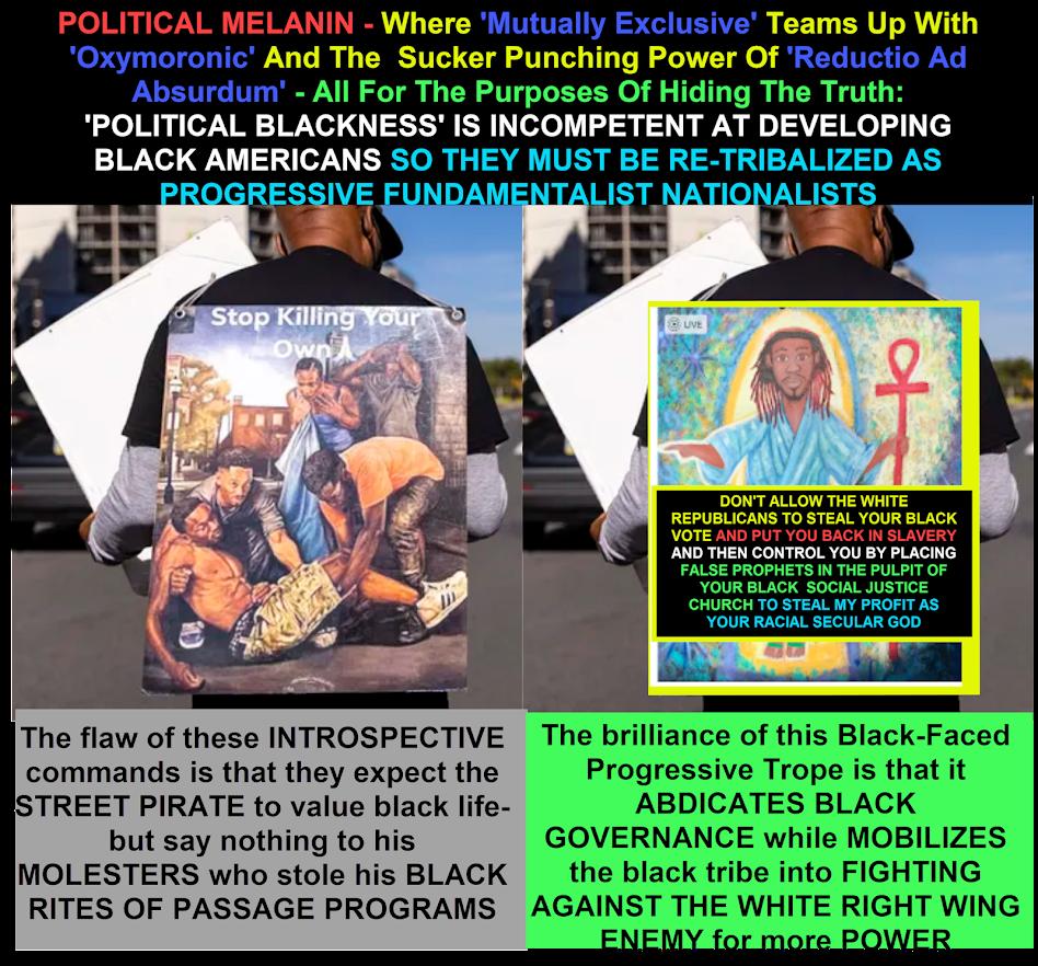 THE REVLATION OF 'POLITICAL BLACK FRAUD' VIA OPTICAL REFRACTION