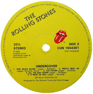 My Personal Record Guide The Rolling Stones Undercover
