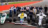 Williams Racing F1 historia Frank Williams