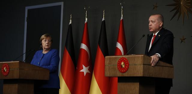 Τι ζητάει από την Ευρώπη ο Ερντογάν