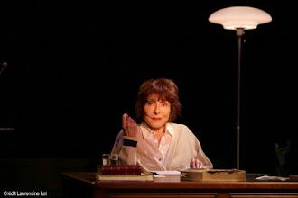 Théâtre : Une vie allemande, de Christopher Hampton - Avec Judith Magre - Mise en scène Thierry Harcourt - Théâtre de Poche Montparnasse