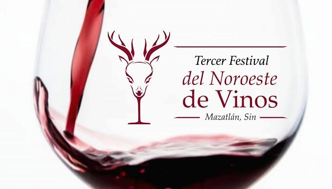 Festival del Noroeste de Vinos 2021 en Mazatlán