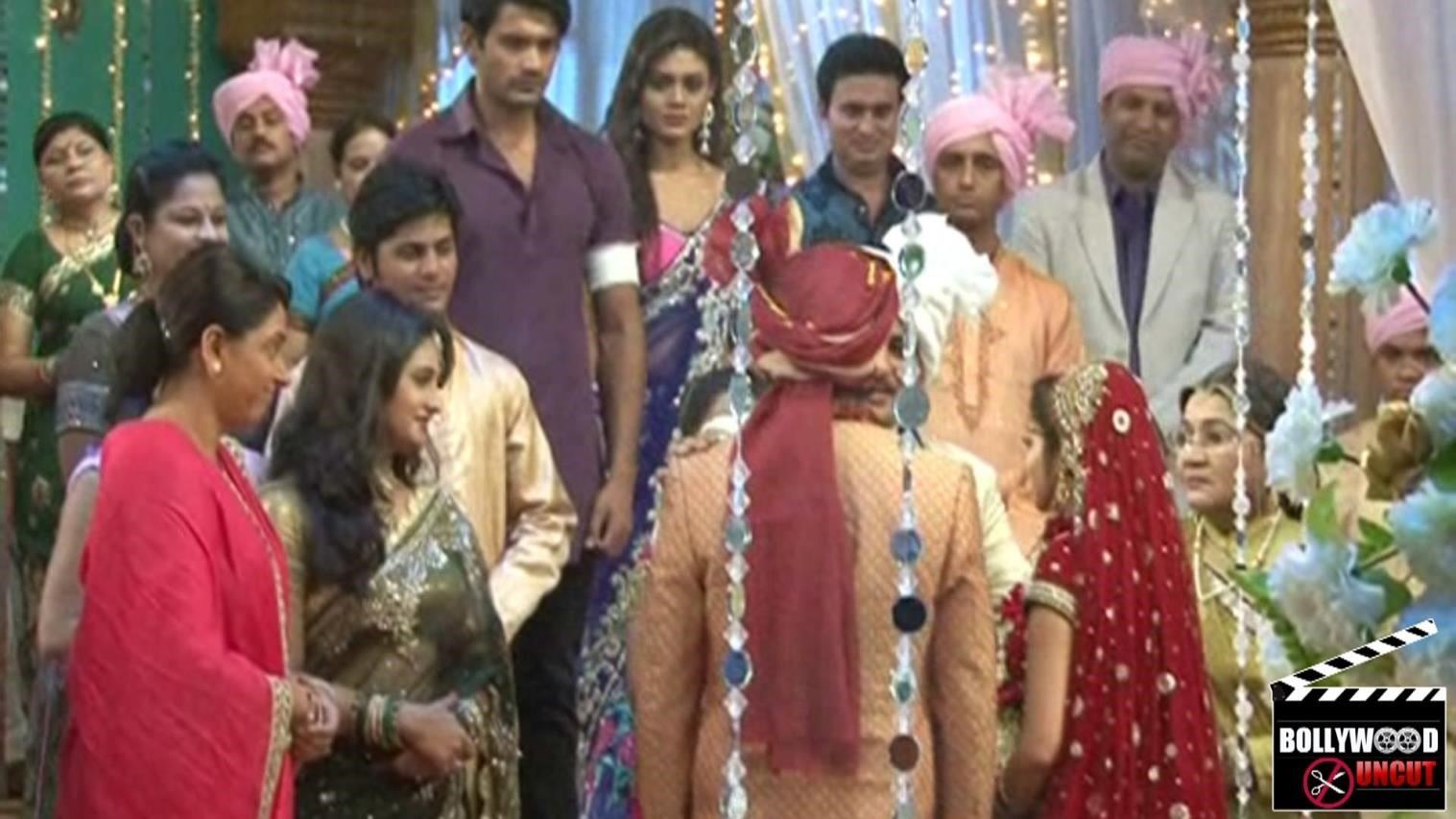 uttaran meethi and vishnu marriage