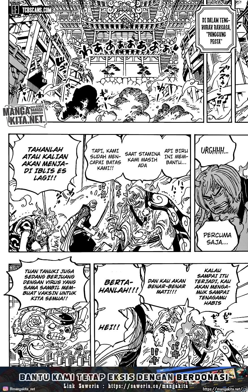 Manga One Piece Chapter 1006  Bahasa Indonesia