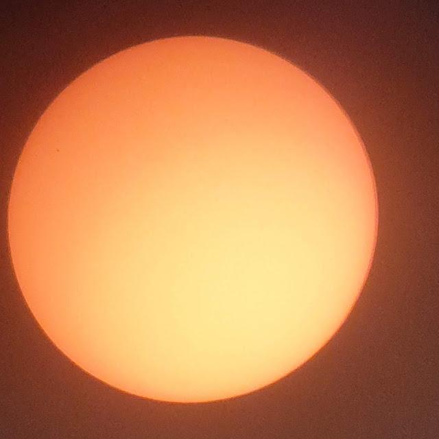 מרקורי על פני השמש