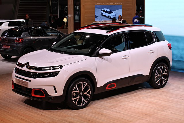 Citroen C5 aircross to soon make a debut in India | Journalmotor