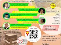 Simposium Nasional Kesehatan Haji Indonesia Magelang 26 Oktober 2019