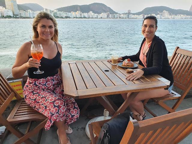 Blog Apaixonados por Viagens - Passeio ao Forte de Copacabana