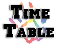 Kakatiya University Time Table 2020
