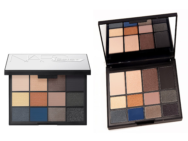 urban decay morphe kat von d kylie jenner cosmetics winter dark smoky eyeshadow palette review
