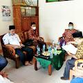 Visitasi Kemenag Ponorogo di Ponpes Al Bukhori Mangunan