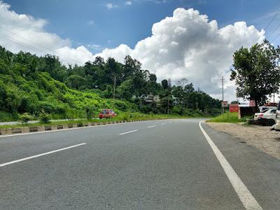 Assam Meghalaya Scenery