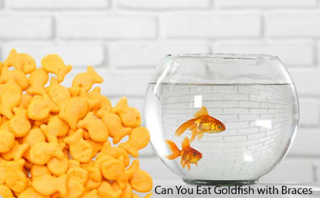 Can You Eat Goldfish with Braces