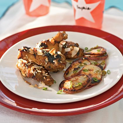 Coconut Chicken Wings Recipe