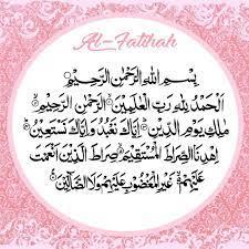 MEMBACA AL-FATIHAH SETELAH SHALAT