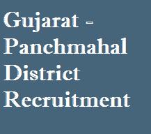 Panchmahal District Recruitment 2017