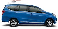 Eksterior Daihatsu Sigra R Deluxe