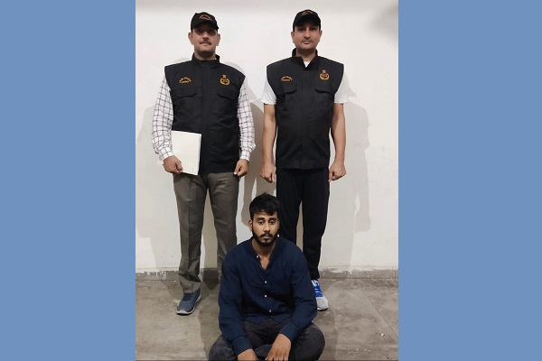 faridabad-sector-23-loot-case-one-accused-arrested