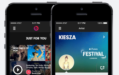 Apple iTunes Festival Promosikan iTunes dan Beats Music