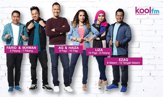 KoolFM - Stesen Radio Terbaru Media Prima