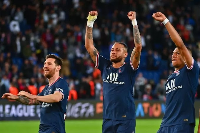 Mbappe: playing alongside Messi is a privilege