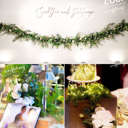 Wedding Decoration - Starlight theme