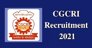 CGCRI Scientist Recruitment