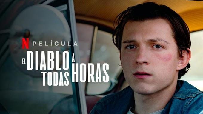 """El Diablo a Todas Horas: Netflix pone su """"fe"""" en este oscuro thriller lleno de estrellas"""