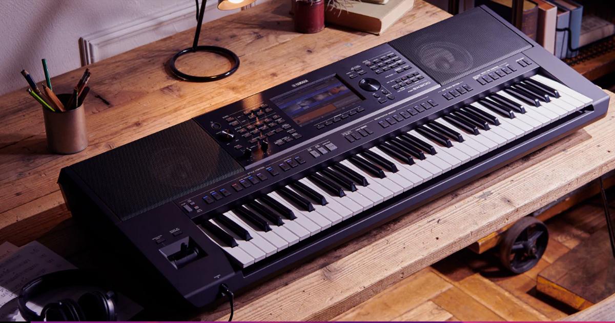 Tổng quan về đàn Workstation điện tử Yamaha PSR-SX900