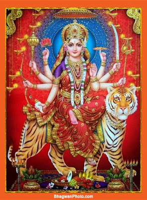 Durga Ji Ka Photo