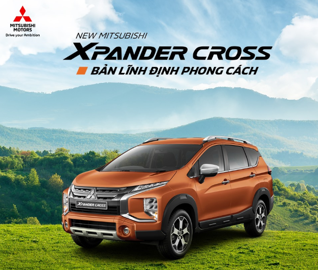Mitsubishi Xpander Cross Đứa Con Lãi Giữa MPV Và SUV