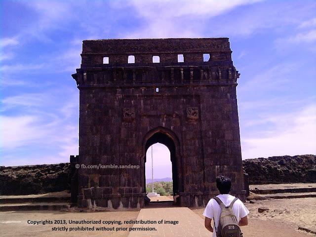 Nagarkhana Raigad Fort
