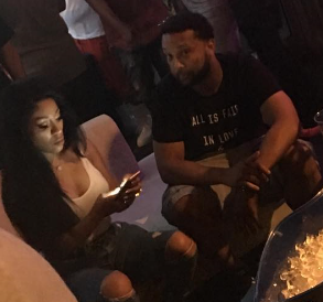 , Celeb Gossip: Singer K Michelle and her man In Romantic Action (Photos), Latest Nigeria News, Daily Devotionals & Celebrity Gossips - Chidispalace