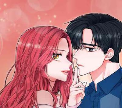 Baca Webtoon Back Stage Kiss Scene Full Episode