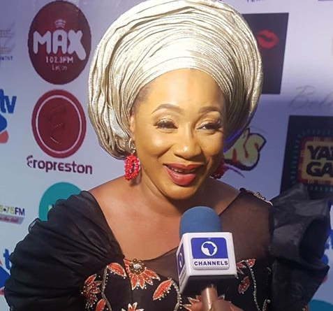 Clarion Chukwura is one of the richest actresses in Nigeria