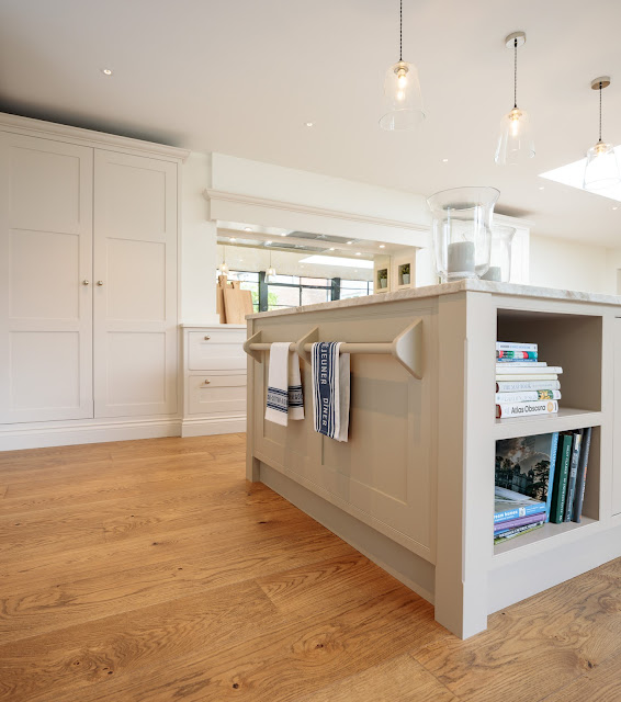Wokingham Project - Bespoke Shaker Kitchen