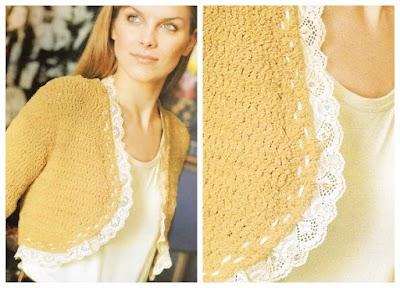 Patron Crochet Top Comodín