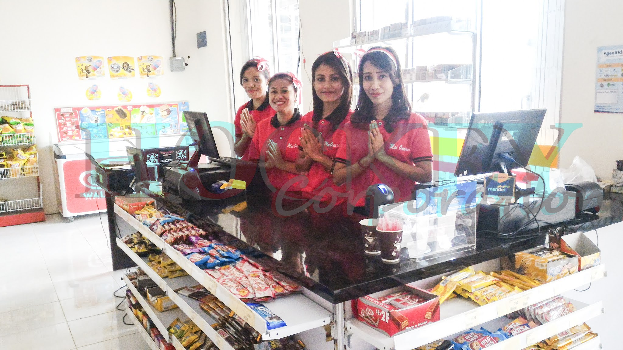 mesin kasir toko minimarket