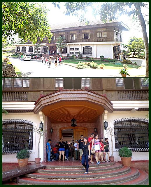 Malacanang of the North, Ilocos Norte